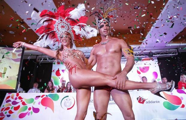 Carnaval de Veracruz (Gradas) 2