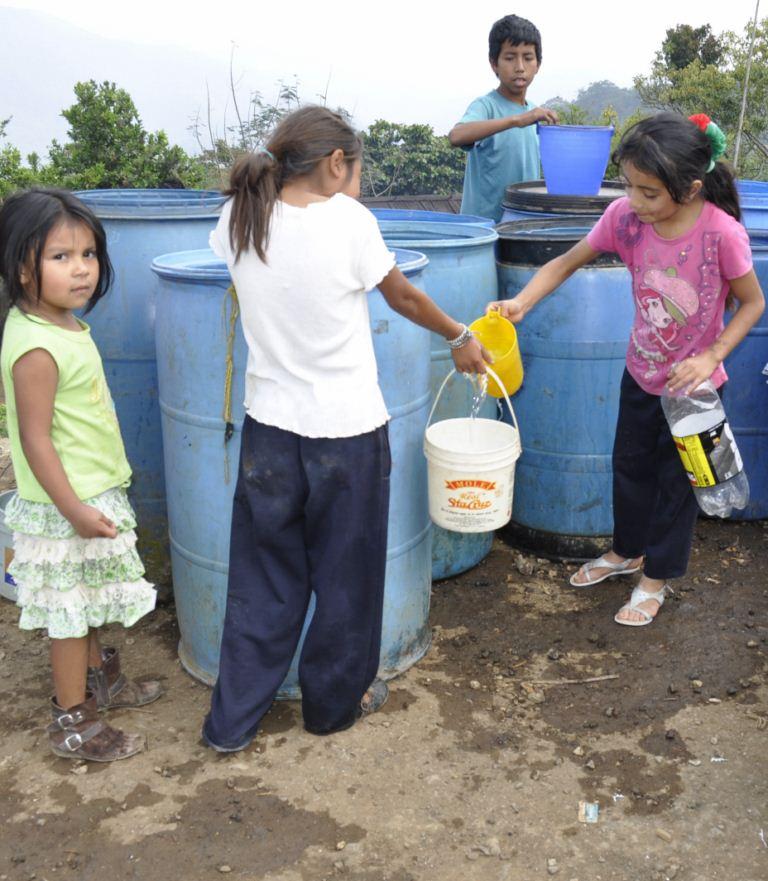 Alrededor de 400 familias de Acuayucan en Astacinga llevan 2 meses sin agua. (1) (1)