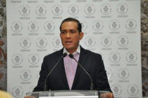 Luis Ángel Bravo Contreras, Fiscal General del Estado de Veracruz.