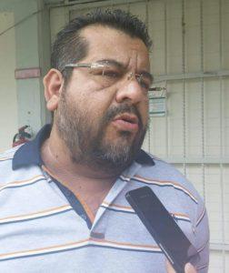 Presidente municipal de Atoyac, Agustín Mollinedo Hernández.