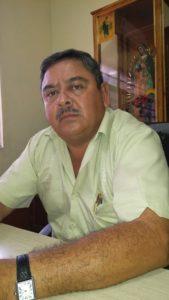 El presidente de la ULPCA –CNC, Aurelio Romero Rincón.