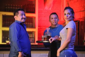 Carlos Macías, Edwin Luna y Alma Cero