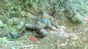Localizan cuerpo putrefacto en Comapa (2)