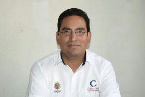 Raúl Tovar Gutiérrez, coordinador de festivales del Ayuntamiento.