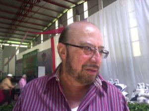 Pedro Yunes Choperena, delegado de SEDATU en el Estado.