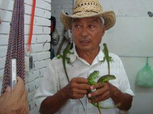 El propietario de la UMA, Carlos Sastré Coy