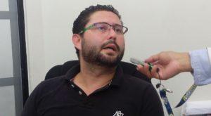 Iván Espinosa Hermida, presidente municipal del PAN.