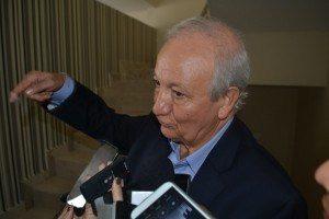 Foto Archivo: Jorge Arellano del Olmo, jefe de la jurisdicción sanitaria número 6.