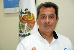 Mario Castañeda Tejeda, titular de Profeco en Córdoba.