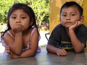 niños indigenas