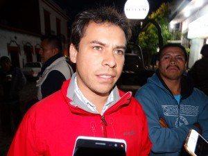 alcalde de Coscomatepec