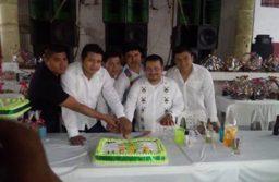 Cumple UCIN Tercer Aniversario y festeja a sus agremiados