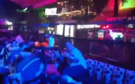 Tiroteo en una discoteca de Playa del Carmen deja 5 muertos