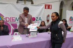 Invita DIF de Camerino Z. Mendoza a curso de secretariado