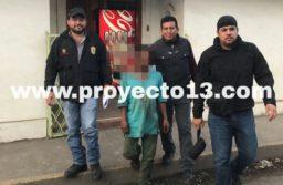Detiene la Ministerial a pederasta en Tezonapa