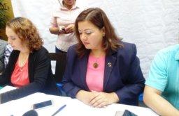 Elizabeth Reyez Chávez, rectora de la UTCV