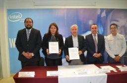 Firman convenio Consejo Zacatecano de Ciencia y Tecnología y UTCV