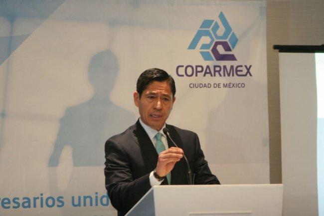 Empresarios COPARMEX-CDMX llaman a modificar Reforma Fiscal